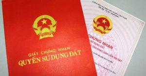 Thủ tục cấp sổ đỏ theo quy định của pháp luật mới nhất