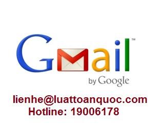 Dịch vụ tư vấn luật miễn phí qua Email