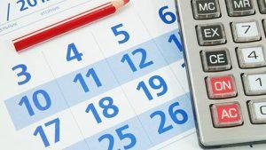 Cách tính số ngày nghỉ hằng năm đối với trường hợp không đủ năm