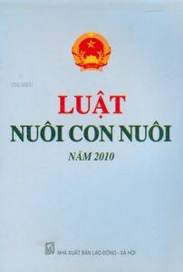Luật Nuôi con nuôi năm 2010