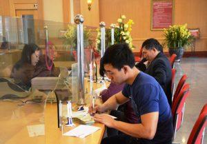 Phiếu yêu cầu đăng ký biện pháp bảo đảm