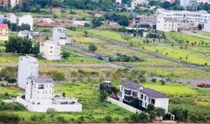 Thu tiền sử dụng đất khi chuyển từ đất phi nông nghiệp không phải đất ở sang đất ở