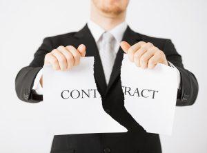 Điều khoản chấm dứt hợp đồng lao động được quy định ở đâu?