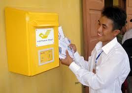 Giải quyết thủ tục hành chính qua dịch vụ bưu chính công ích