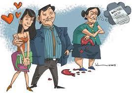 xử phạt khi ngoại tình