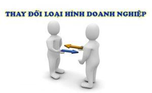 Chuyển đổi doanh nghiệp do chuyển nhượng vốn cho tổ chức nước ngoài