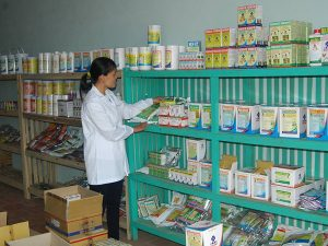 Thủ tục xin cấp giấy chứng nhận đủ điều kiện kinh doanh thuốc thú y