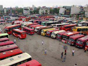 kinh doanh vận tải hành khách theo tuyến cố định