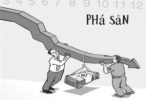 Thứ tự ưu tiên thanh toán của doanh nghiệp khi mở thủ tục phá sản