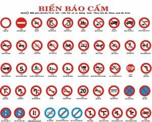 Tìm hiểu về hệ thống báo hiệu đường bộ theo quy định của pháp luật