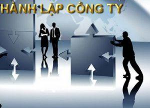 Thủ tục thành lập công ty trách nhiệm hữu hạn có yếu tố nước ngoài