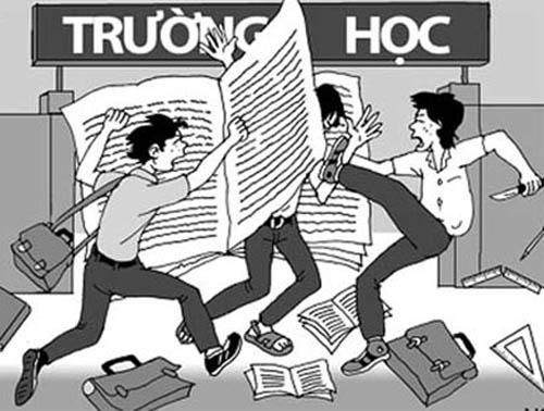 Vi phạm đạo đức nghề nhà giáo xử lý thế nào?