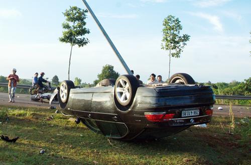 Chủ sở hữu ô tô có phải bồi thường khi người khác gây tai nạn?