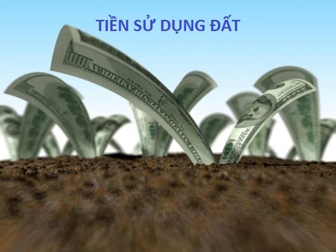 Thu tiền sử dụng đất