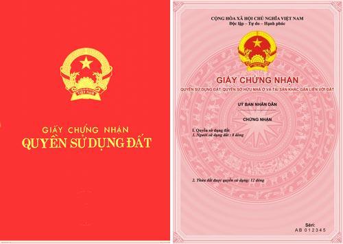 Cơ quan cấp Giấy chứng nhận quyền sử dụng đất tại Hà Nội