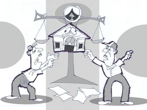Làm thế nào khi người yêu cầu hòa giải tranh chấp đất đai liên tục vắng mặt?