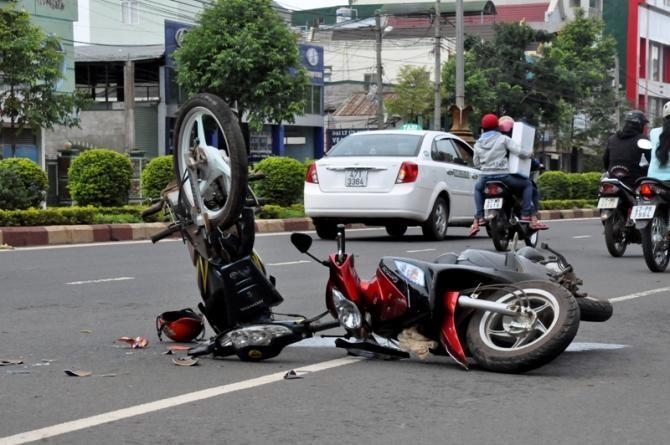 Gây tai nạn do lỗi kỹ thuật của xe thì ai có trách nhiệm?