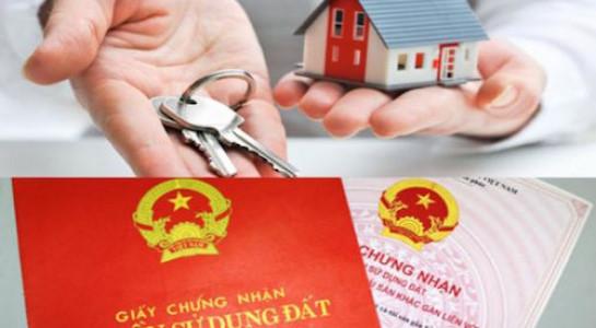 Thủ tục cấp sổ đỏ cho người mua nhà đất do cá nhân đầu tư xây dựng tại Hà Nội