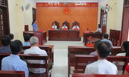 Thủ tục giải quyết vụ án dân sự tại Tòa án cấp phúc thẩm