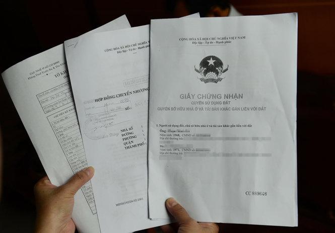 Công nhận quyền sở hữu nhà ở tại Việt Nam