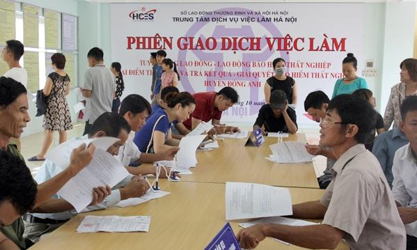 đăng ký bảo hiểm thất nghiệp ở Hà Nội