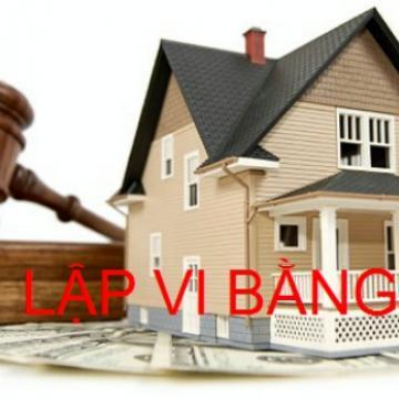 Giá trị của vi bằng khi mua bán nhà đất như thế nào theo quy định pháp luật?