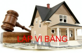 Giá trị pháp lý của vi bằng như thế nào theo quy định pháp luật?