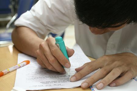 di chúc có chỗ sửa bằng bút xóa liệu có được coi là hợp pháp
