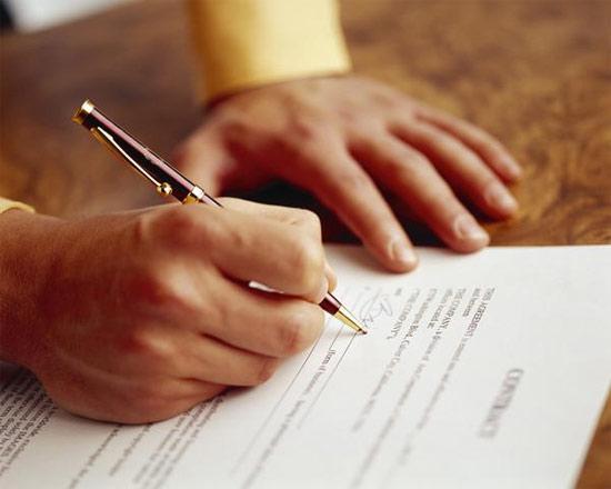 Hướng dẫn về thông báo khi không tái ký hợp đồng lao động