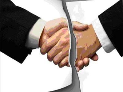 vi phạm thỏa thuận trong hợp đồng