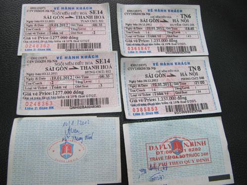Tội làm tem giả vé giả tội buôn bán tem giả vé giả