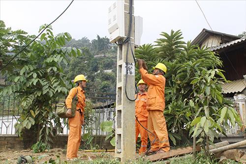 Đăng ký sử dụng nguồn điện phục vụ khám chữa bệnh