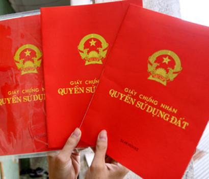 Dịch vụ cấp sổ đỏ nhanh huyện Sóc Sơn liên hệ 19006500