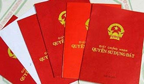Dịch vụ cấp sổ đỏ nhanh quận Long Biên