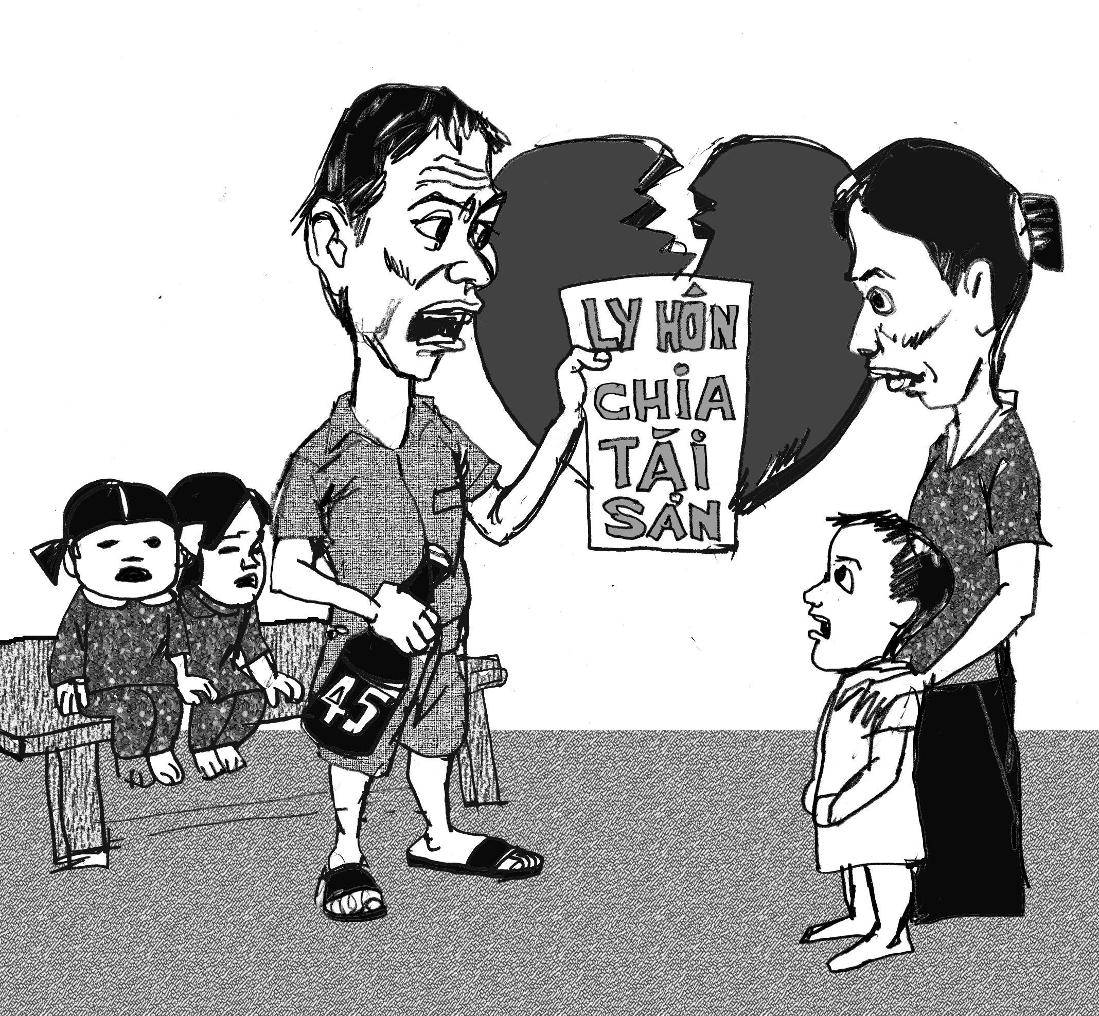 Dịch vụ ly hôn nhanh tại Quận Long Biên