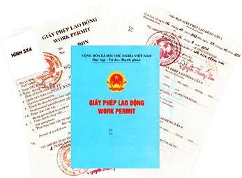 gia hạn giấy phép lao động cho người nước ngoài