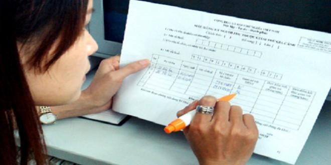 Thủ tục đăng ký mã số thuế cho người phụ thuộc