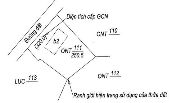 mẫu biên bản xác nhận việc công khai bản đồ địa chính