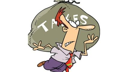 thuế phải nộp khi sang tên sổ đỏ