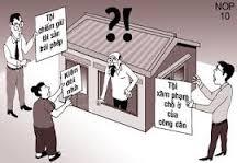 Tội xâm phạm chỗ ở của công dân theo quy định của bộ luật hình sự