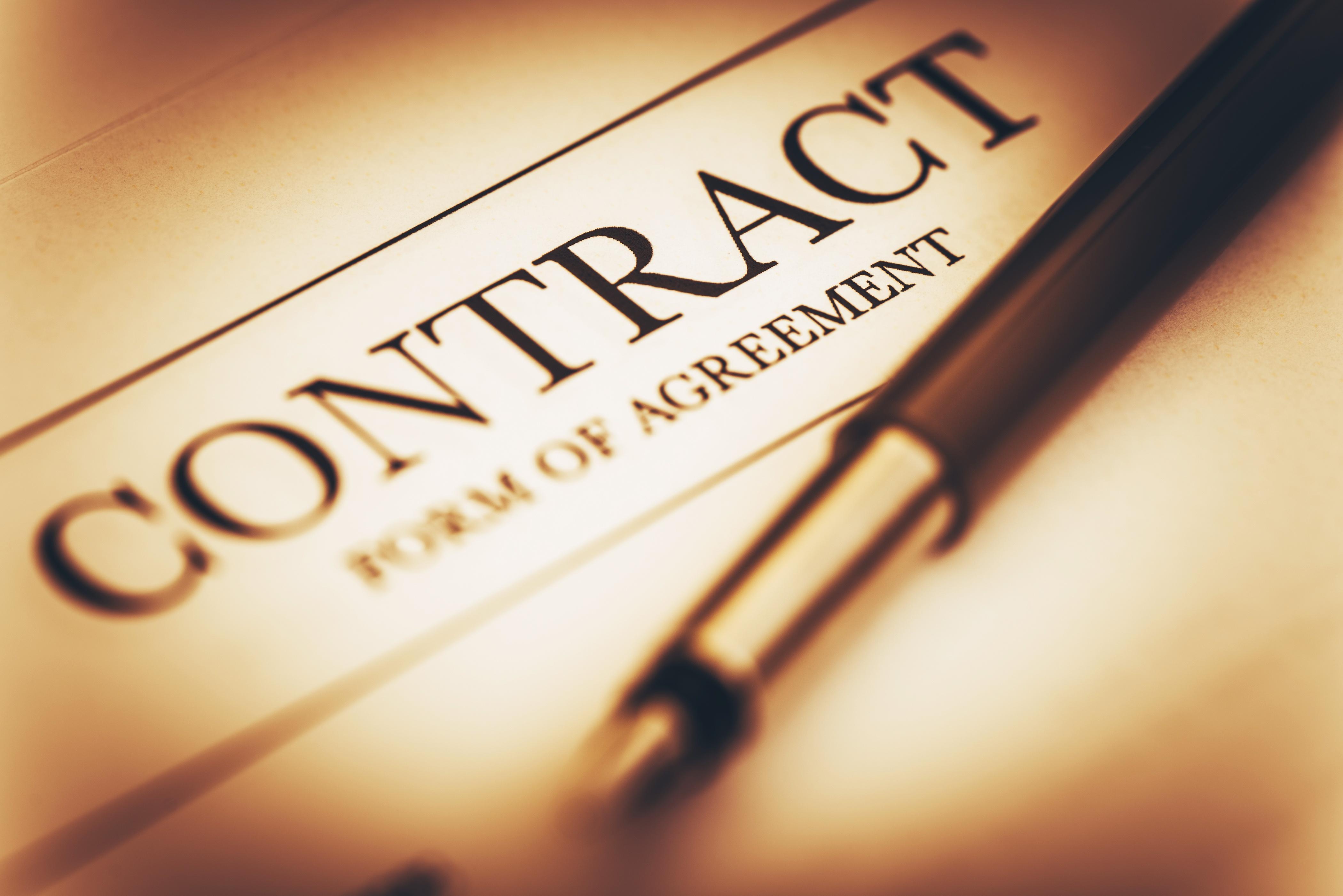 hợp đồng theo quy định của blds