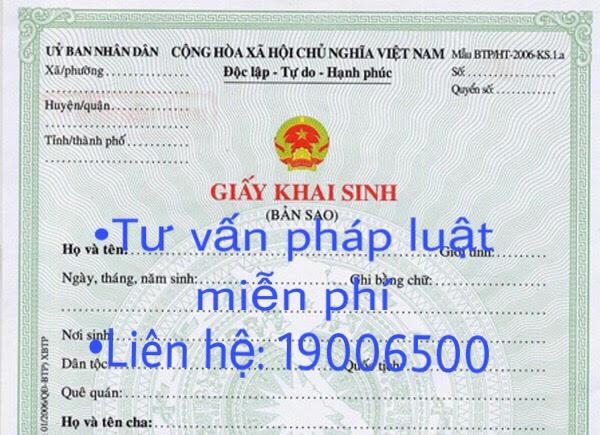 Có thể trích lục giấy khai sinh tại nơi không đăng ký khai sinh được không