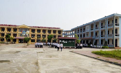 Tiêu chuẩn đánh giá chất lượng giáo dục trường trung học