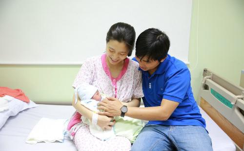 Hưởng bảo hiểm y tế khi sinh con
