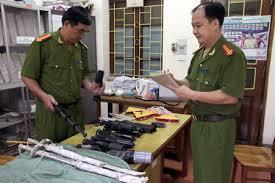 Tàng trữ súng bắn bi thì bị xử lý như thế nào theo quy định của pháp luật?