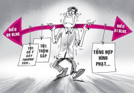 Tổng hợp hình phạt của nhiều bản án theo quy định của pháp luật hiện hành