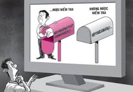 Tội xâm phạm bí mật hoặc an toàn thư tín điện thoại điện tín của người khác