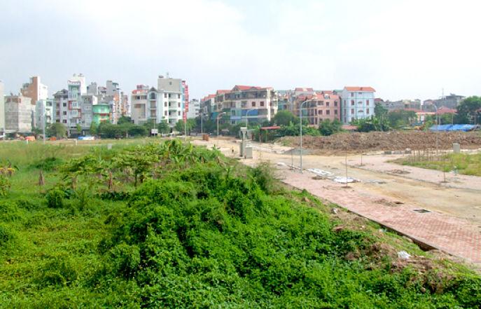 Tội vi phạm các quy định về sử dụng đất đai