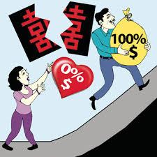 chia tài sản khi ly hôn