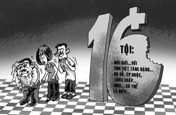 Đại gia mua dâm sẽ bị xử lý như thế nào theo quy định của pháp luật?
